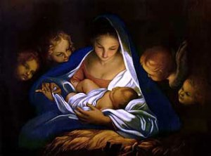 Holy Night Carlo Maratta