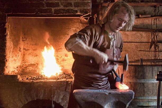 1 blacksmith