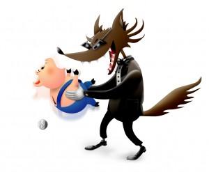 1 wolf shakedown