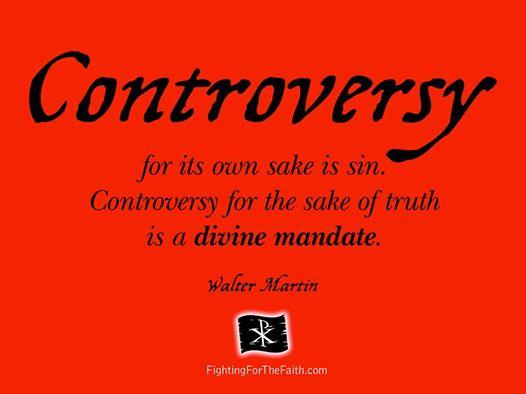 1 controversy