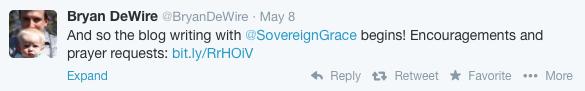 2014-05-10 Brian DeWire Starts at SGM