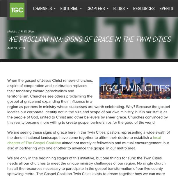 2014-09-11 RW Glenn TGC article
