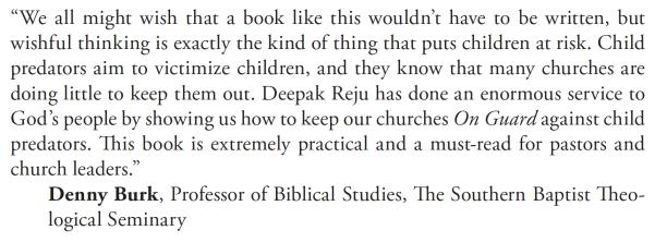 2014-10-29 Denny Burk endores Reju book