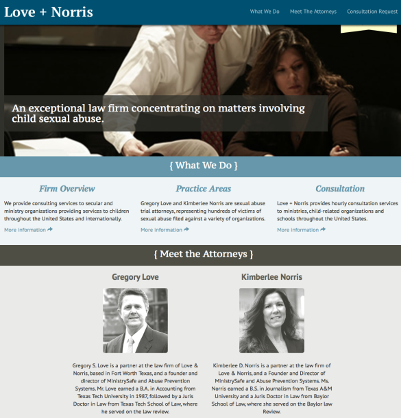 2015-04-25 Love Norris Law firm