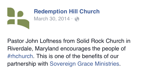 2015-05-02 Loftness at Paynes church a benefit